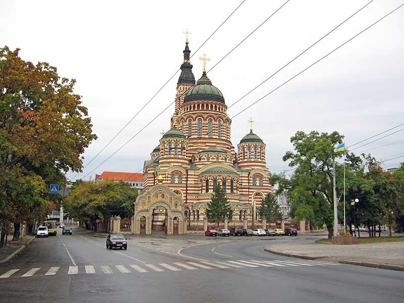 Харьков - Благовещенский собор
