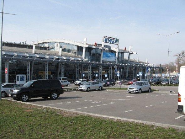 Такси аэропорт Жуляны (Киев) - Борисполь