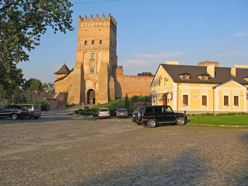 Луцкий замок Любарта