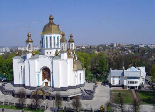 Свято - Покровський собор у Рівному