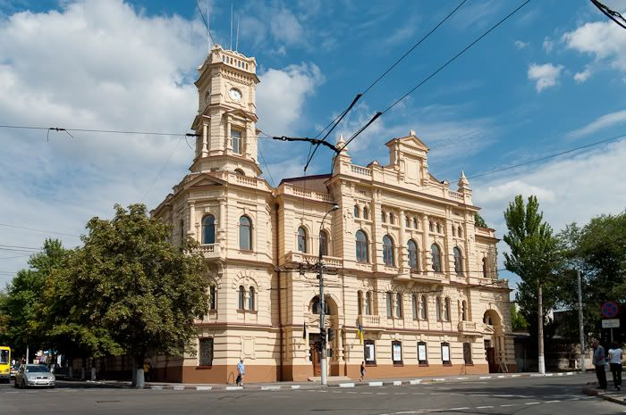 Свято - Покровский собор в Ровно