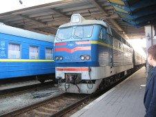 Такси Киев: встреча на перроне - у вагона поезда